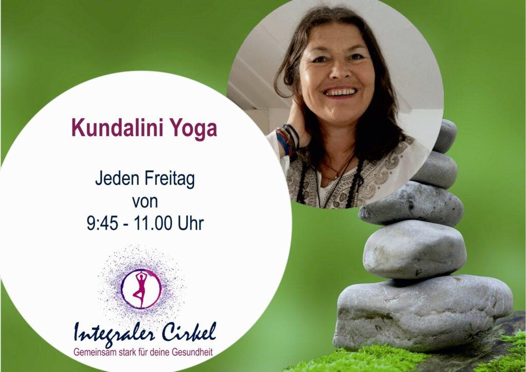 Freitags: Kundalini Yoga